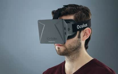 Oculus Showing New Developer Rift Kit at CES