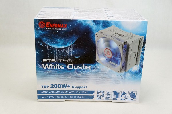 Enermax ETS-T40 White Cluster