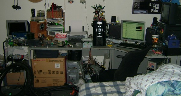 20 of the Worst PC Setups