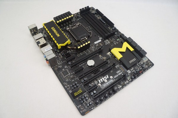 MSI Z97 MPower Motherboard