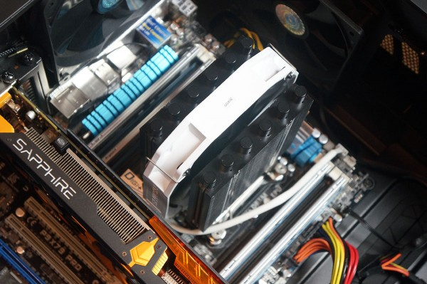 Phanteks PH-TC14S CPU Cooler Installation