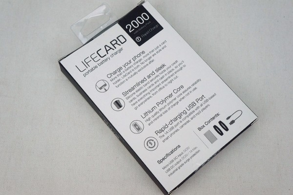 Antec Mobile Products Lifecard