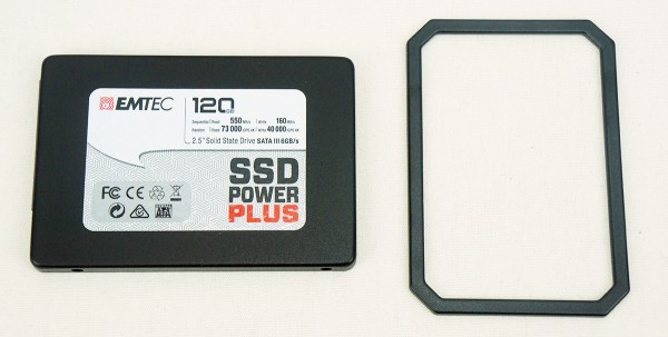 EMTEC SSD Power Plus 120GB Solid State Drive