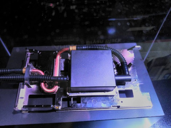 AMD Radeon Fury X Cooling System Detailed