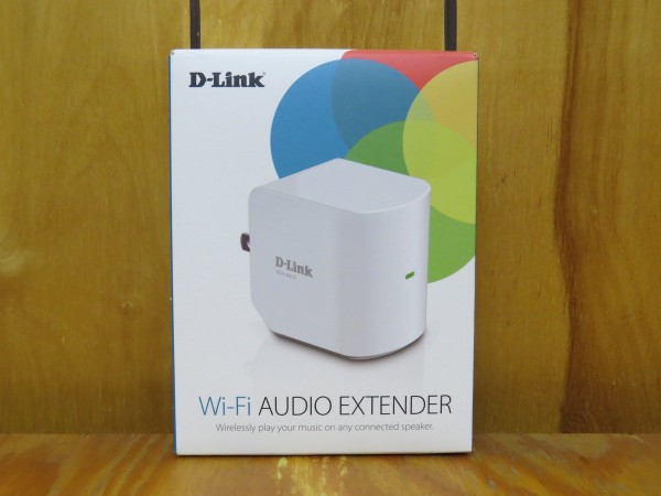 D-Link Wi-Fi Audio Extender