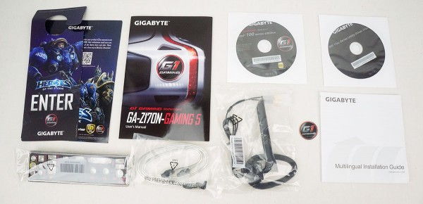 Gigabyte Z170N-Gaming 5 Mini-ITX Motherboard