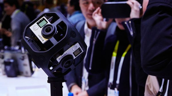 CES GoPro Booth 2016