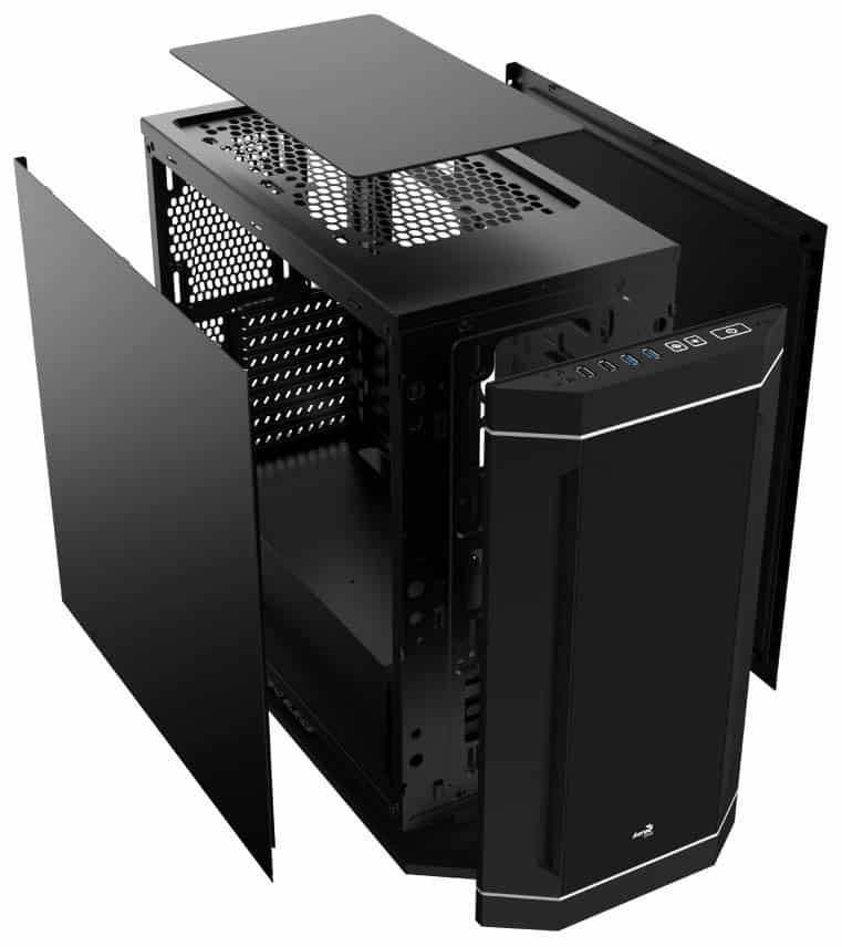 AeroCool DS-230 Chassis