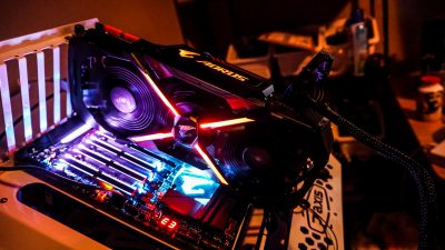 AORUS GeForce GTX 1080 Ti Xtreme Edition 11G Graphics Card