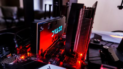 Zotac 10 Year Anniversary Sonix 480GB PCIe Solid State Drive