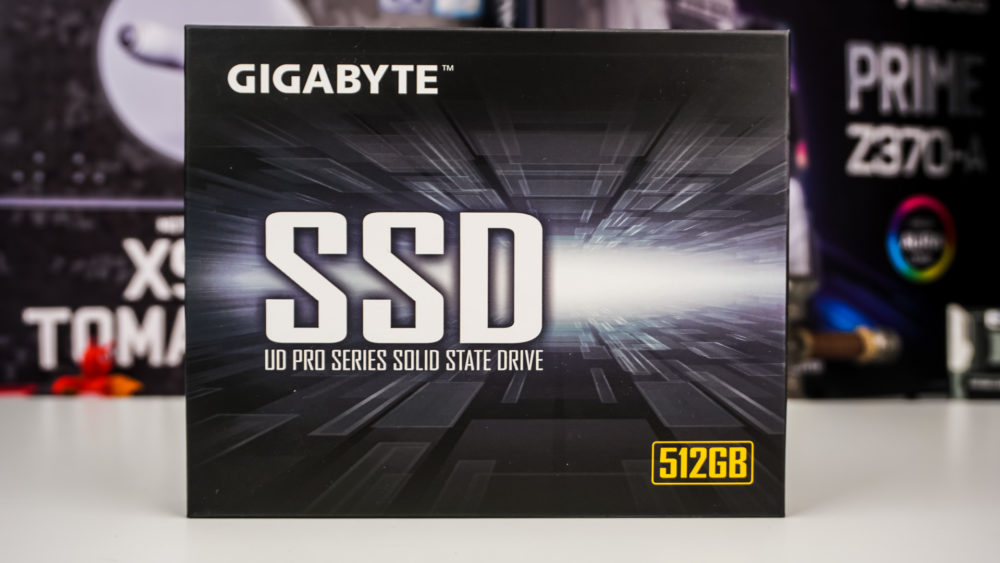 Gigabyte UD Pro 512GB Solid State Drive