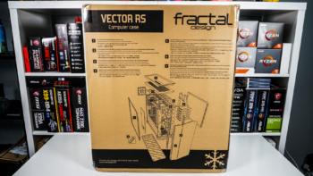 Fractal Design Vector RS Case