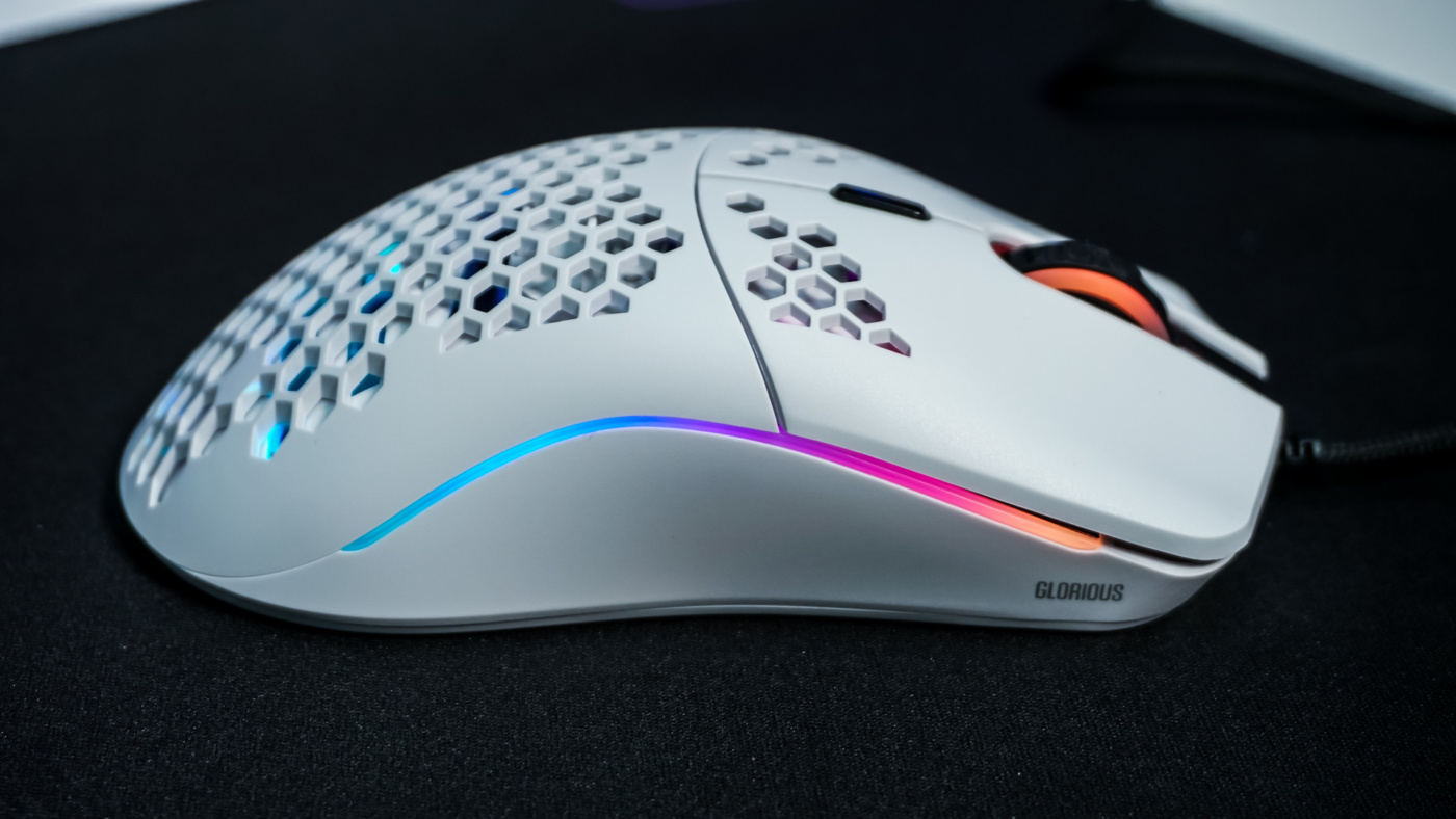 Glorious PC Gaming Race Model O Gaming Mouse