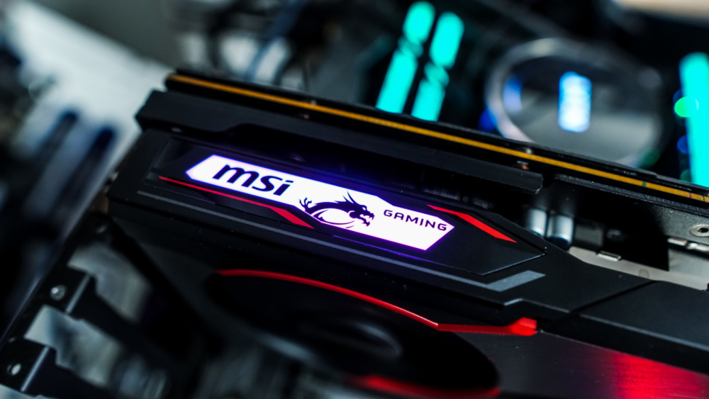 MSI Radeon RX 5500 XT Gaming X Graphics Card
