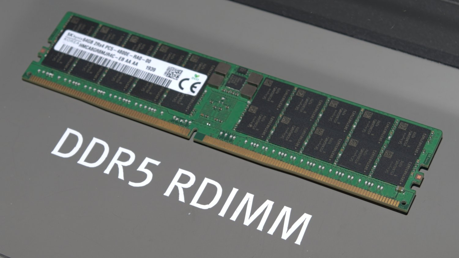 DDR5 DIMM for Intel and AMD Platform