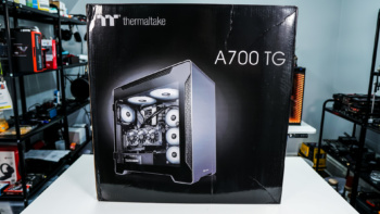 Thermaltake A700 TG Full Tower Case