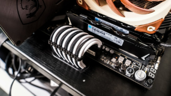 SilverStone PP07E Braided Extension Cables