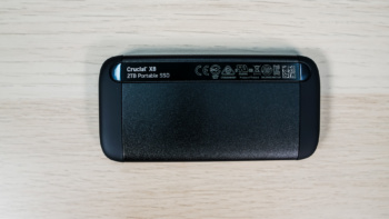 Crucial X8 Portable Solid State Drive
