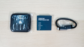 Crucial X6 & X8 Portable Solid State Drives